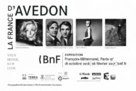 "© Bibliothèque nationale de France - ""La France d'Avedon, Vieux Monde - New Look"""