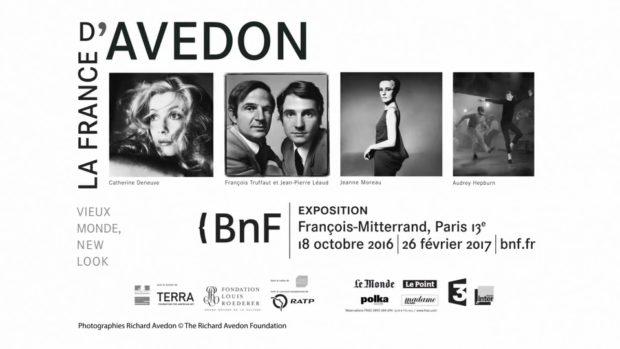 """© Bibliothèque nationale de France - """"La France d'Avedon, Vieux Monde - New Look"""""""