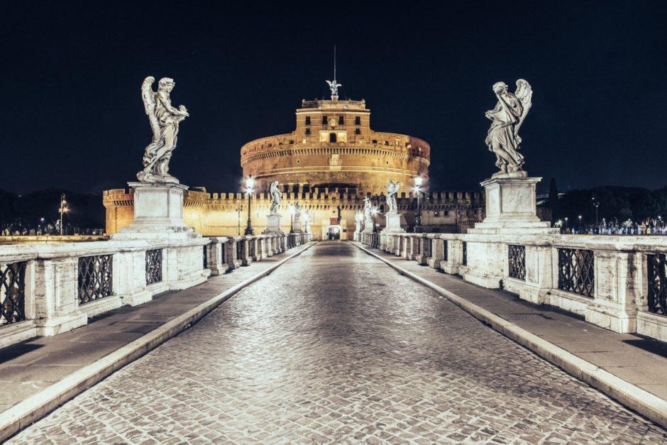 Desert in Rome - © Genaro Bardy