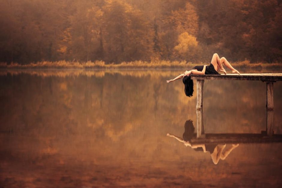 © Dimitry Roulland - The fall