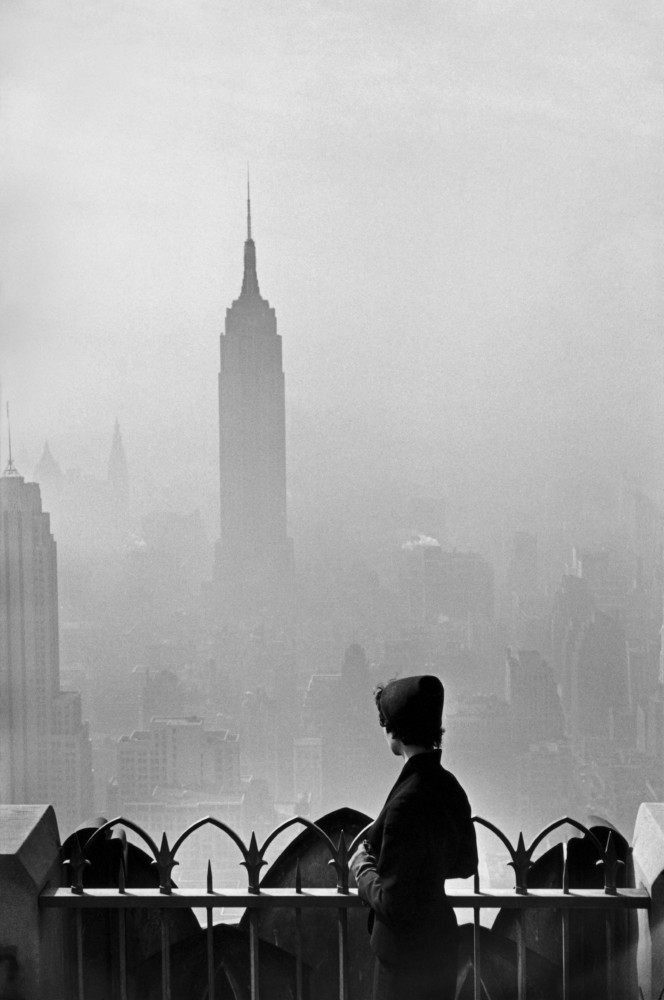 "© Eliott Erwitt - ""USA. New York, 1955"""