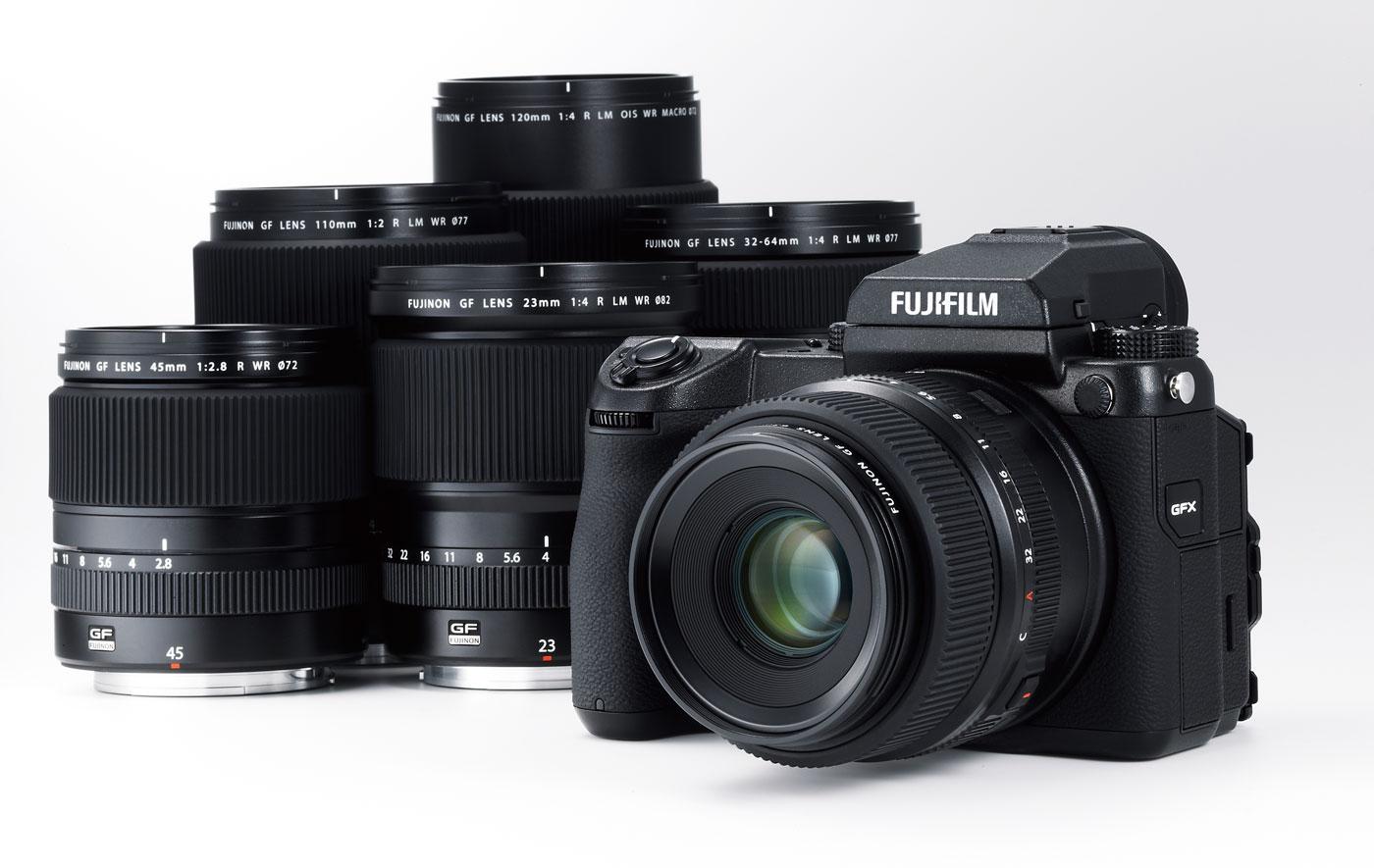 Fujifilm GFX : une mise à jour ajoute la vidéo 4K RAW et améliore l'autofocus du moyen format