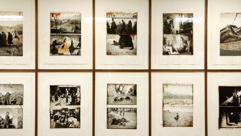 """Exposition """"Les Offrandes"""" par Gao Bo à la Maison Européenne de la Photographie - 1ère partie : Tibet"""