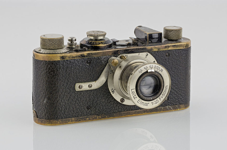 © Wikimedia Commons - Leica I (1925)