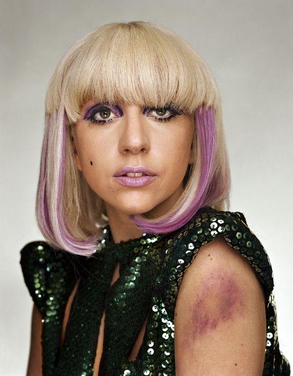 © Martin Schoeller - Lady Gaga