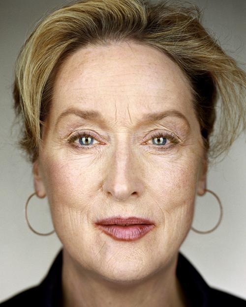 © Martin Schoeller - Meryl Streep
