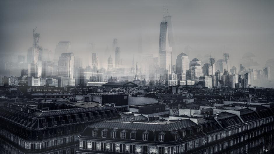 © Carla De La Matta et Loïc Rémy - Phantasma - Paris Landscape & Manhattan Landscape