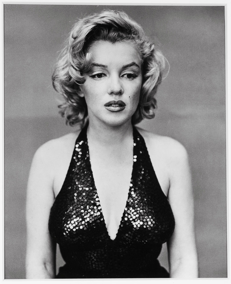 © Richard Avedon - Marylin Monroe