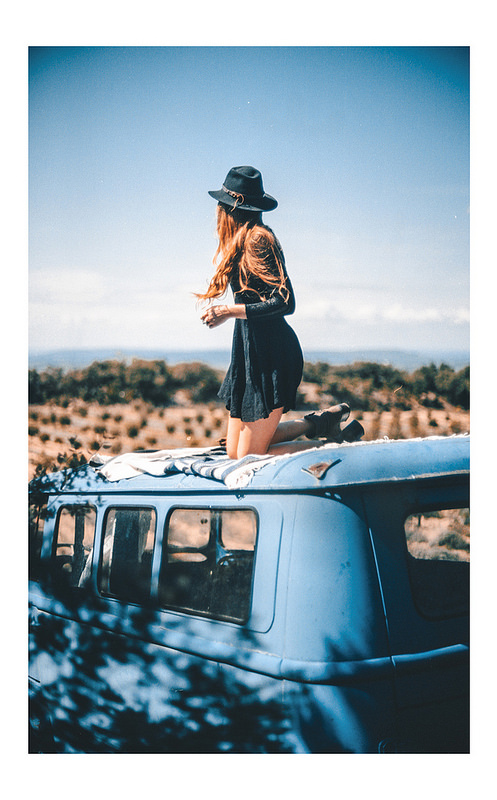 © Valentin Duciel - Young and free