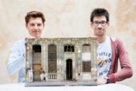 Louis et Junior de ArtPhotoLimited