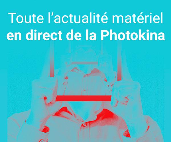 Toute l'actualité matériel en direct de la Photokina