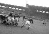 30 décembre 1951 France - Kiwis (équipe de Nouvelle-Zélande), match de rugby à Treize XIII, au stade Lescure à Bordeaux