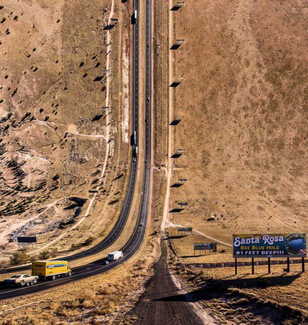 Californie - ©Aydin Büyüktas