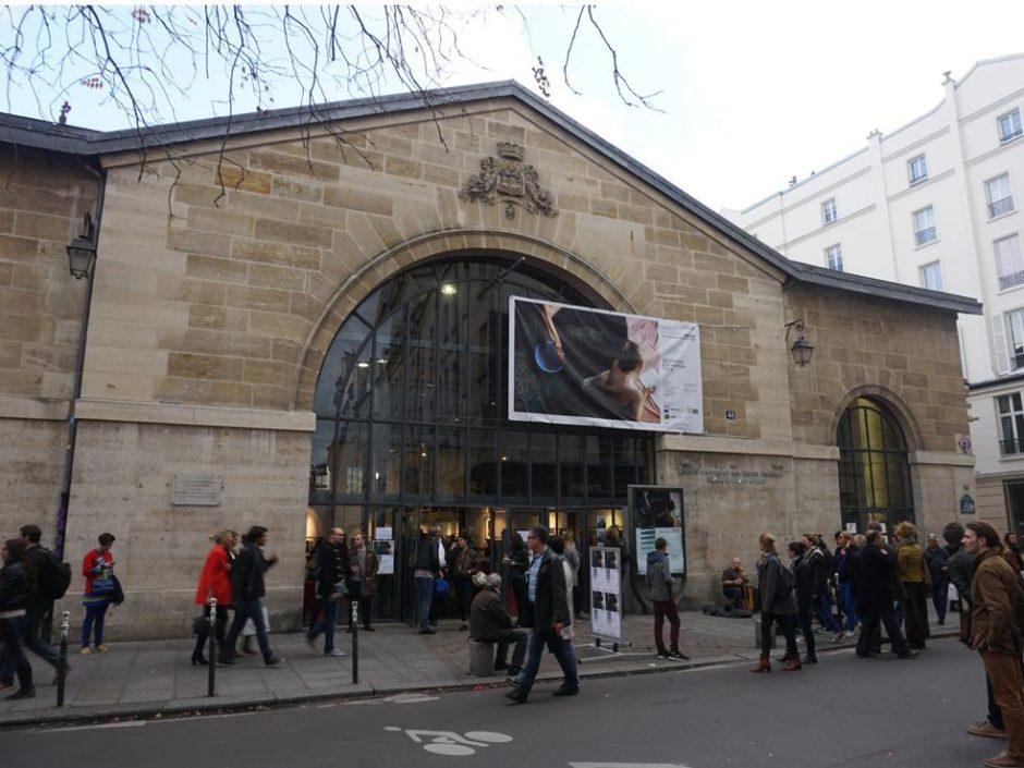 Lieu d'exposition, Espace Blancs Manteaux à Paris, Festival La Quatrième Image