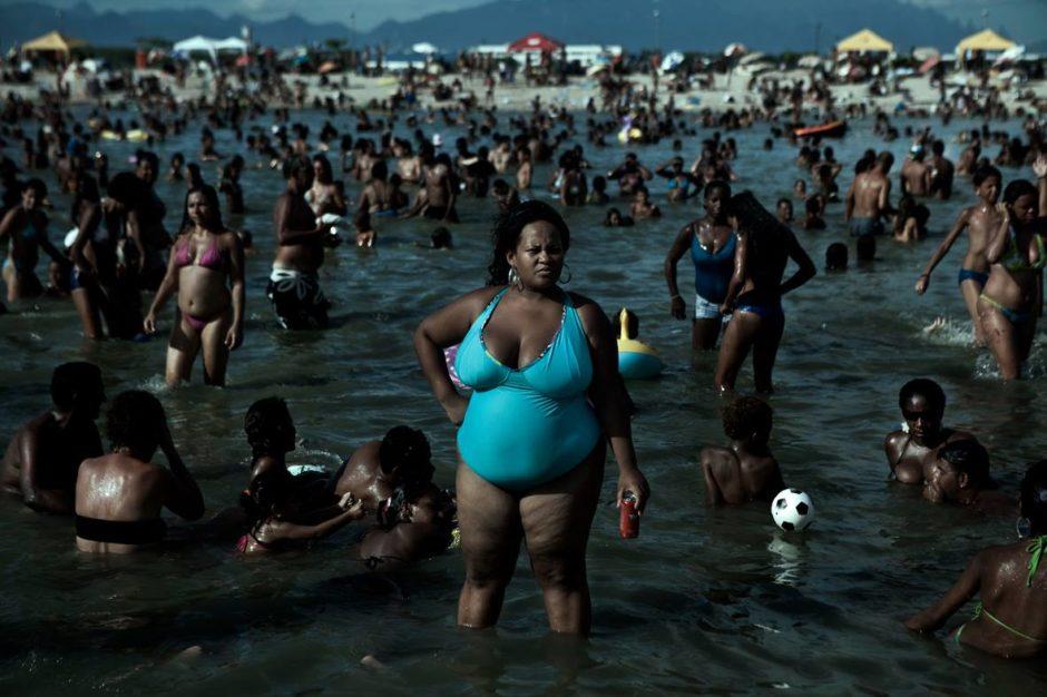 © Julio Bittencourt - Brésil - Photographe invité - Festival La Quatrième Image 2017