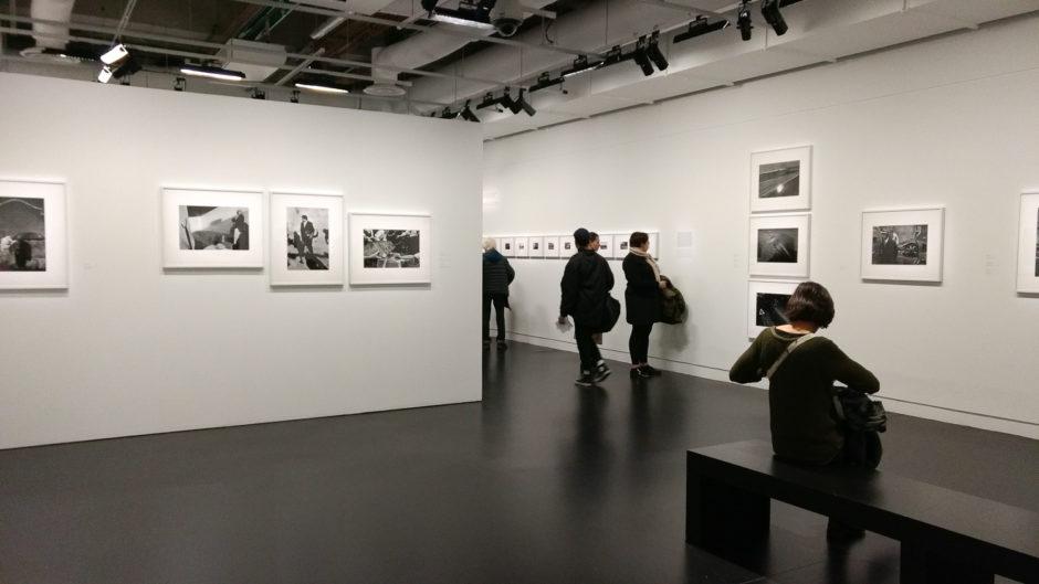 © Josef Koudelka - La Fabrique d'Exils - Centre Pompidou