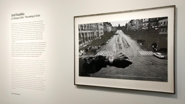 """Les """"Exils"""" de Josef Koudelka vous font voyager avec le Centre Pompidou"""