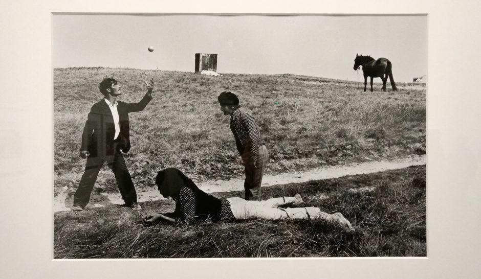 """© Josef Koudelka - """"La Fabrique d'Exils"""" - Centre Pompidou"""