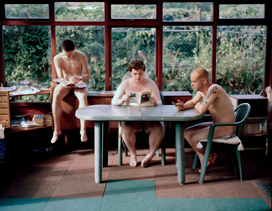 "© Laura Pannack - ""Young British Naturists"""