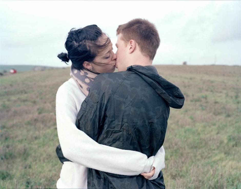 © Laura Pannack - Young Love - Finn et Neeve