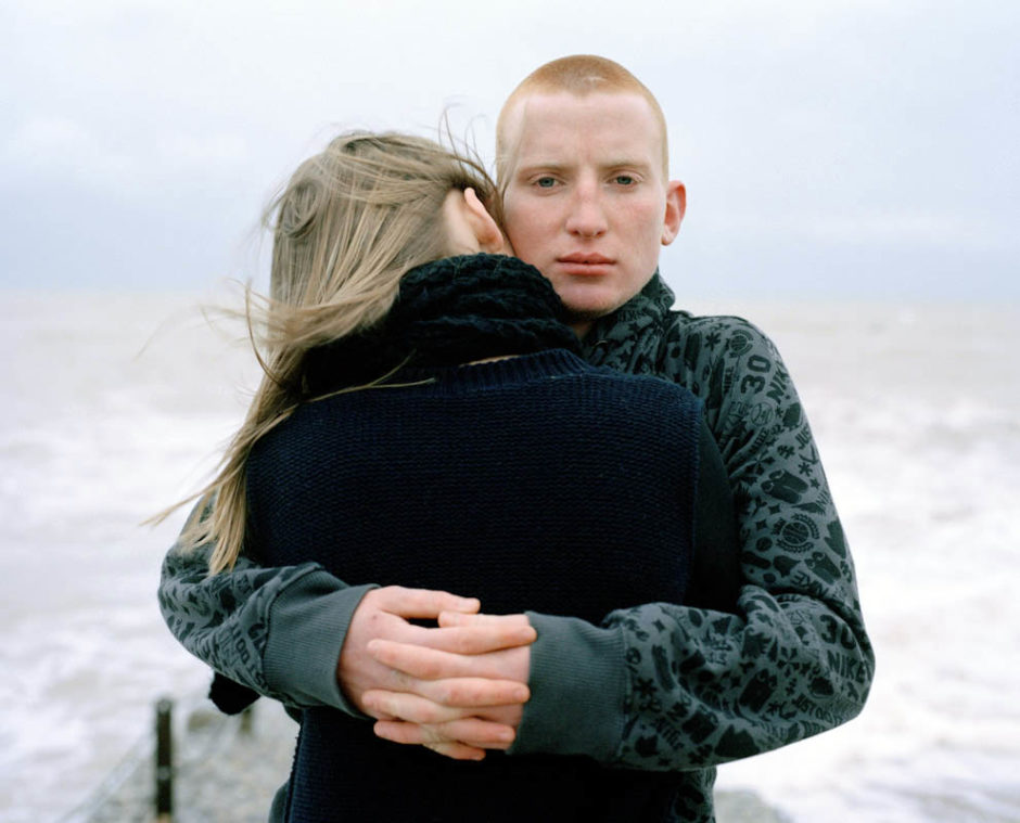 © Laura Pannack - Young Love - Mouldy et Carla