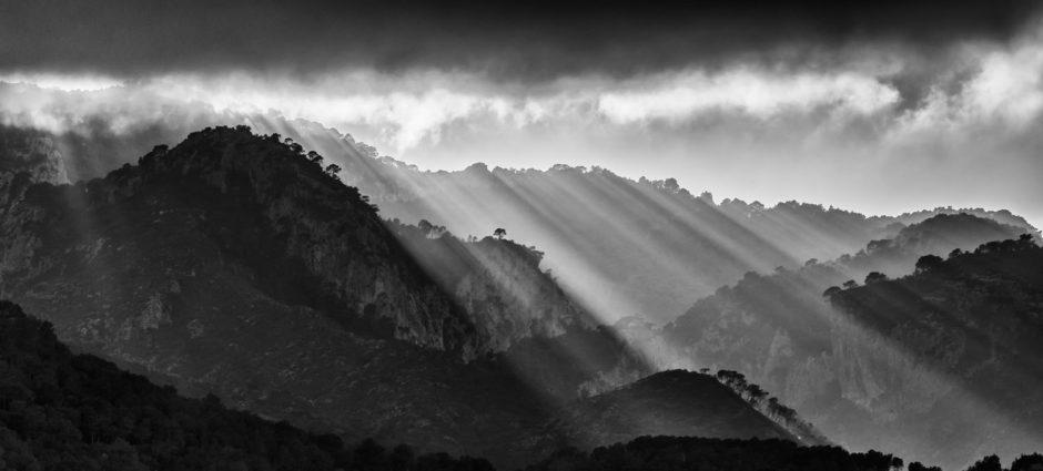 """© Martin Steenhaut - Prix """"Paysages naturels du monde"""" - """"Divine lights"""""""