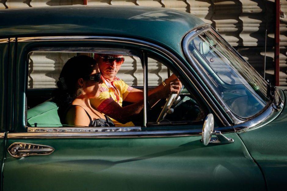 "Pierre Gély-Fort - ""CUBA Street Impression V"""