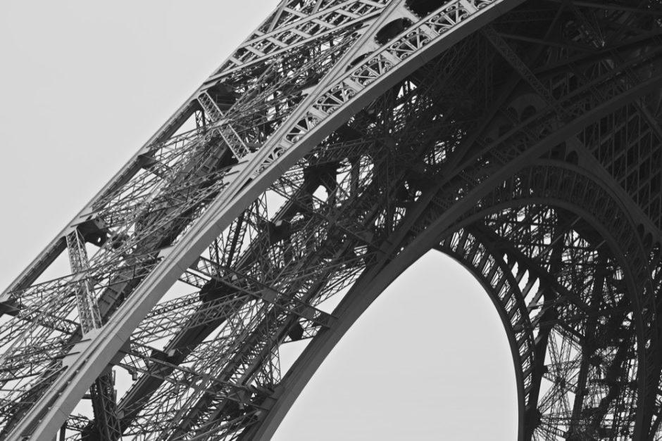 photo de la Tour Eiffel que nous avons sélectionnée pour le test - ©Léo Piastra