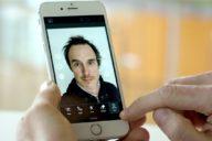 Adobe Sensei - selfie retouche