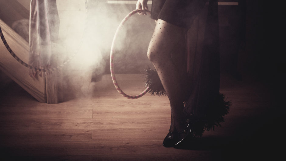"""© Anna Bambou - """"Je crois aux nuits"""""""