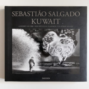 Sebastiao Salgado - Kuwait - Un désert en feu