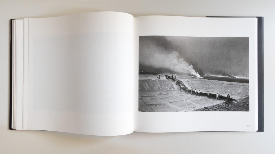 © Sebastião Salgado - Kuwait - Un désert en feu - Taschen