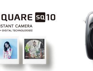 Instax Square SQ10 couv