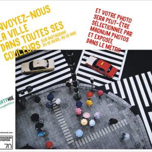RATP concours 2017 - ville couleurs