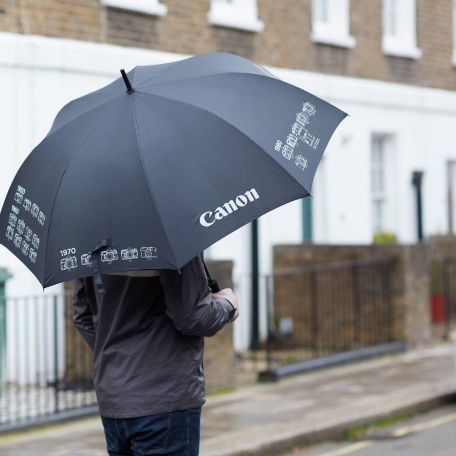 Parapluie Canon à 20,49€