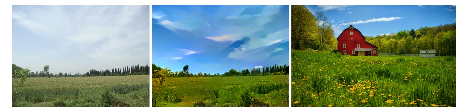 Adobe tranpose - paysage 1