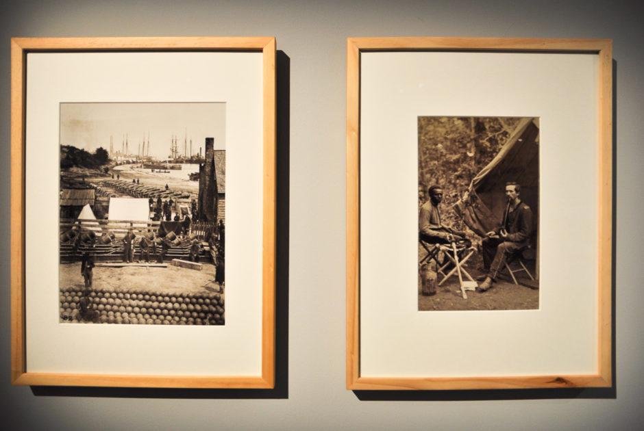 """© Mathew B. Brady - Exposition """"Photographes de guerre - Depuis 160 ans, que cherchent-ils ?"""" - Mémorial de Verdun"""