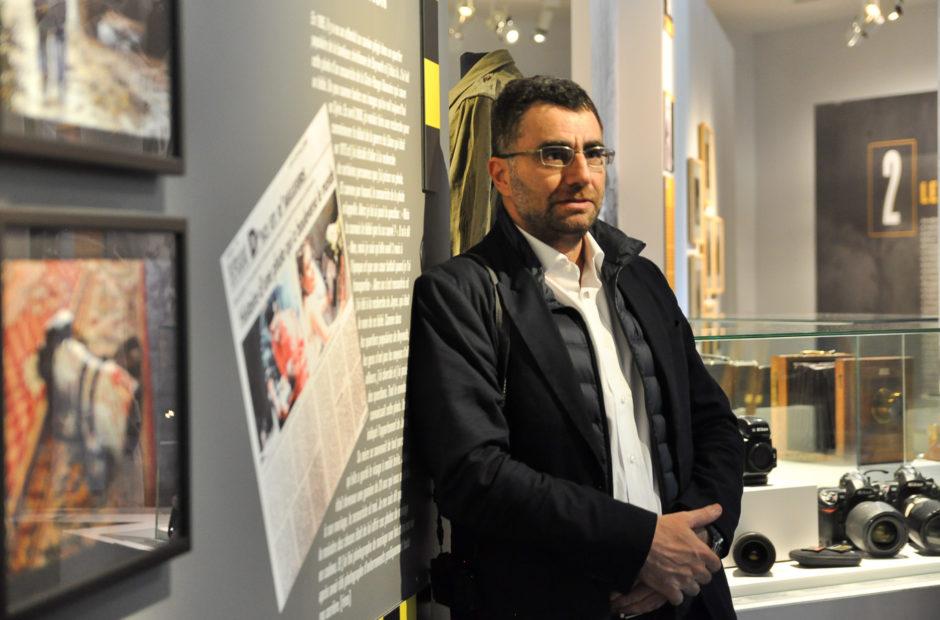 """Exposition """"Photographes de guerre - Depuis 160 ans, que cherchent-ils ?"""" - Mémorial de Verdun"""