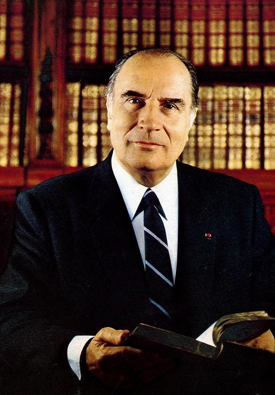François Mitterrand (1981-1995)