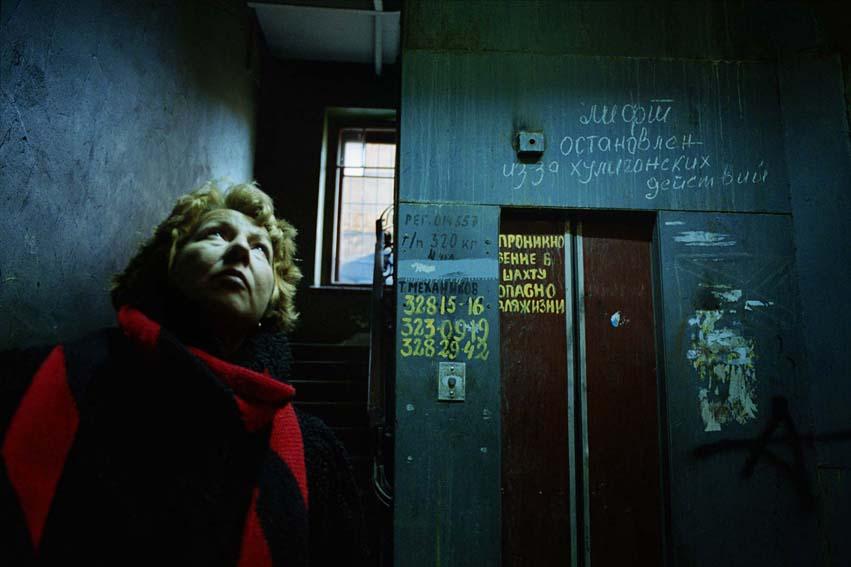 """© Françoise Huguier - """"Kommunalki"""" (2008) - De Polka Galerie"""