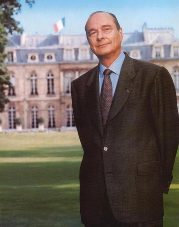 Jacques Chirac (1995-2007)