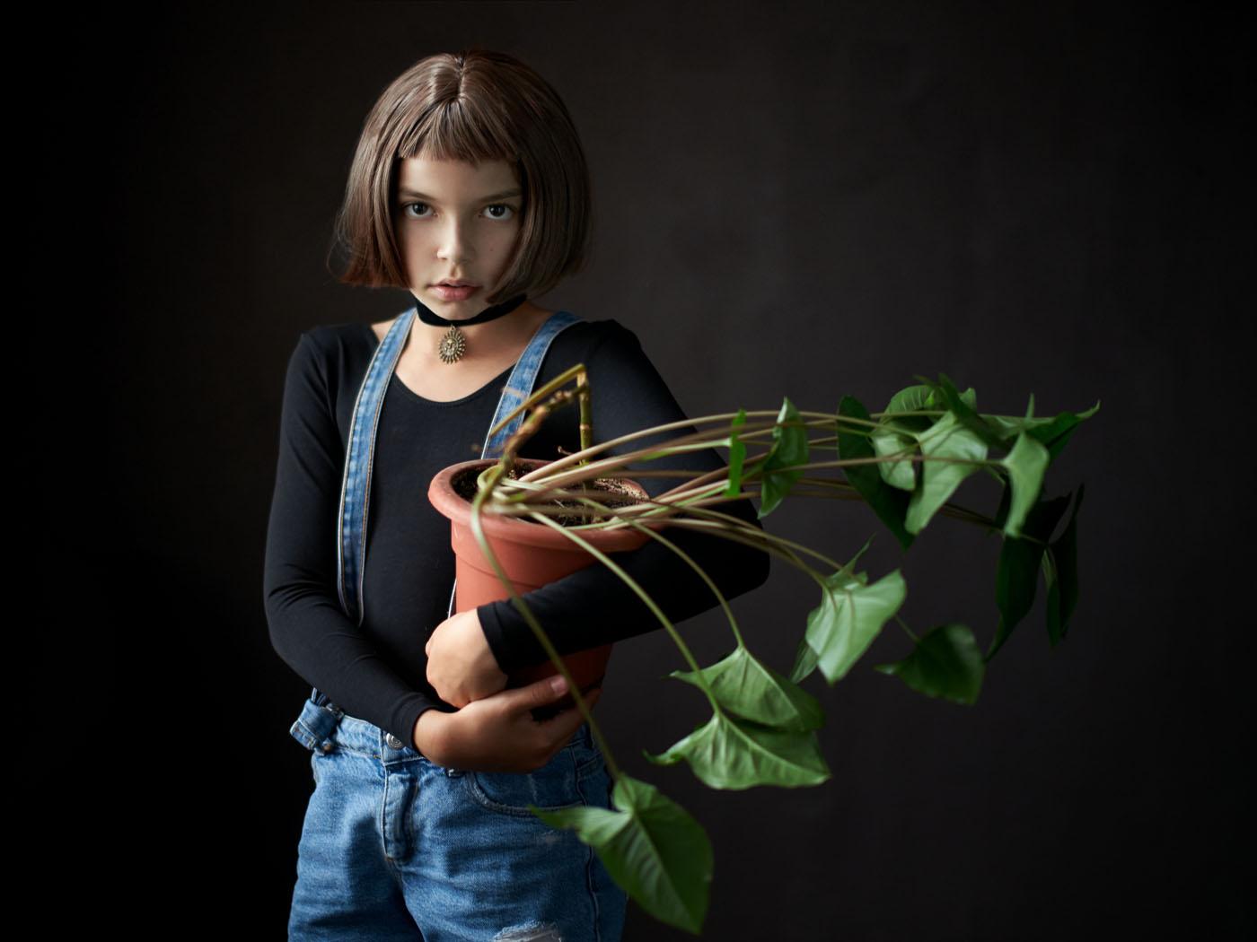"© Alexander Vinogradov - Autres photos de la série ""Mathilda"""