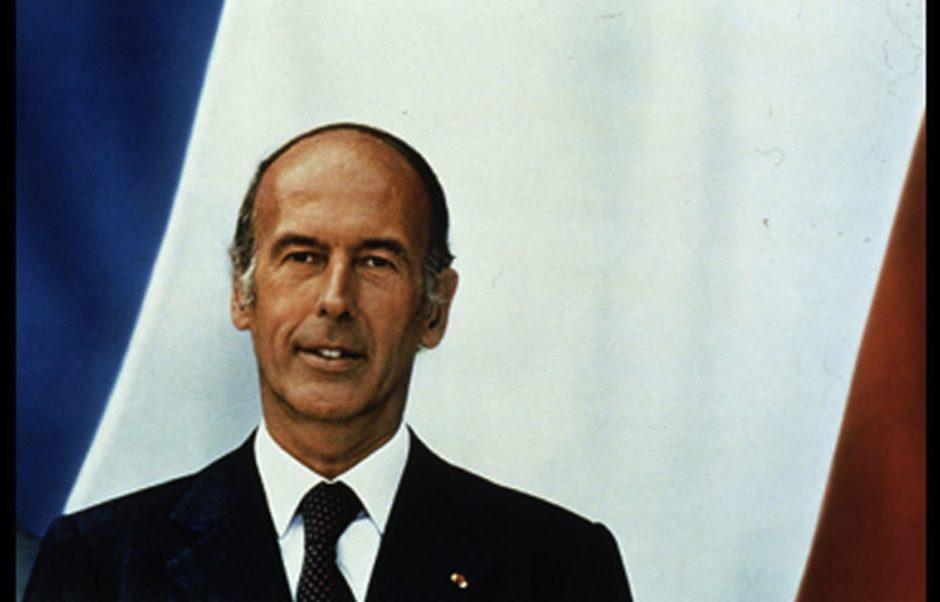 Valéry Giscard d'Estaing (1974-1981)
