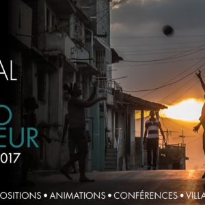 Vincennes Images Festival 2017 - couverture