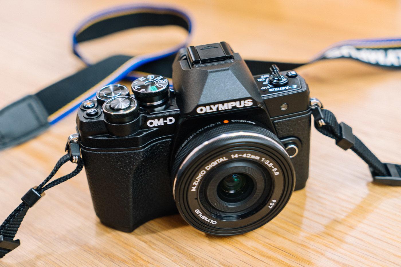 Olympus Om D E M10 Mark Iii Vido 4k Et De Nouveaux Menus Plus Simples Ii Kit 40 150mm Acheter Lom