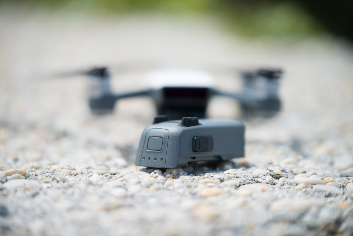 La batterie de vol intelligent du DJI Spark