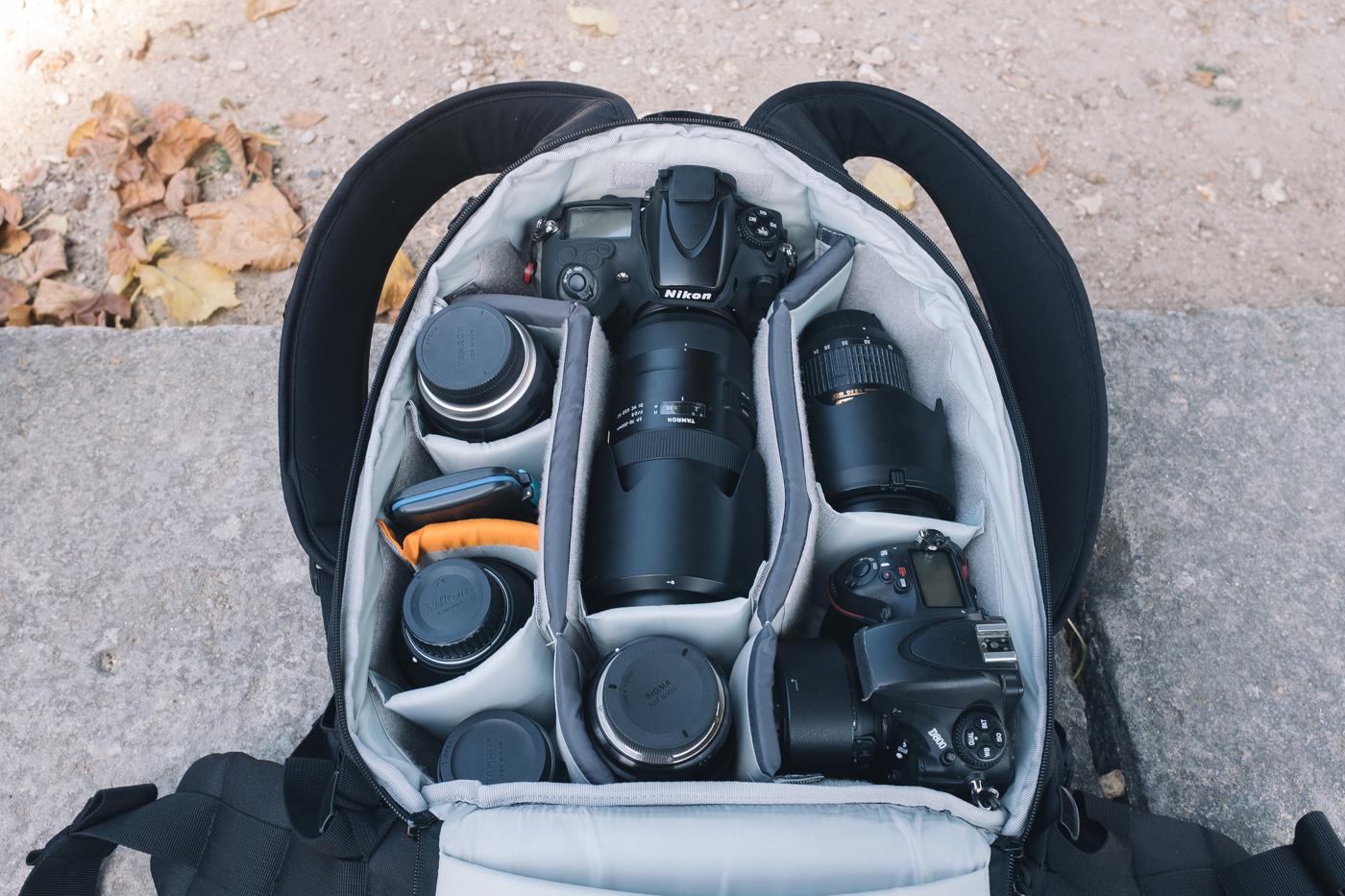 Flipside 400 Aw Ii Test Du Sac Photo Lowepro 300 Camo Tas Kamera