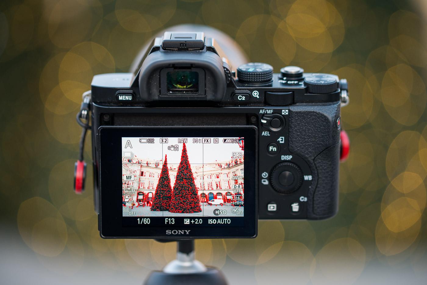 MP #202 : le focus peaking, cette fonction de mise au point très utile en photo