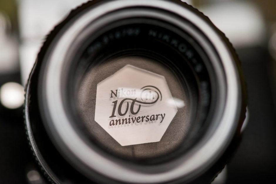 Nikon anniversaire concours