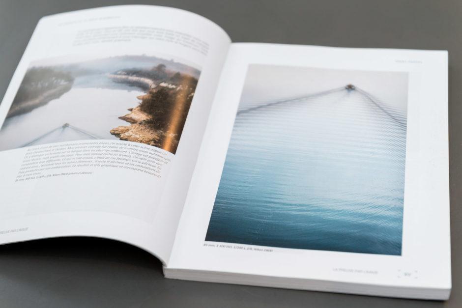 Revue Livre Photo Minimaliste Denis Dubesset